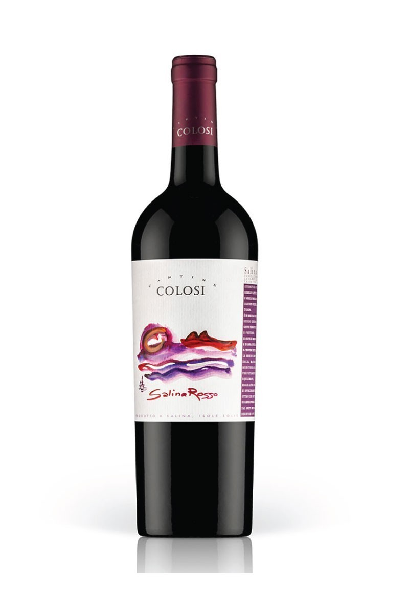 Cantine Colosi - Salina Rosso 2017
