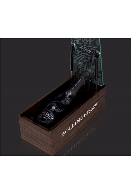 Bollinger - Coffret James Bond 007 cuvée 2011 Limited Edition