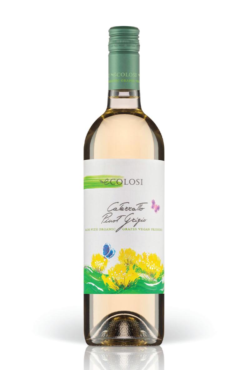 Cantine Colosi - eColosi Catarratto Pinot Grigio 2020