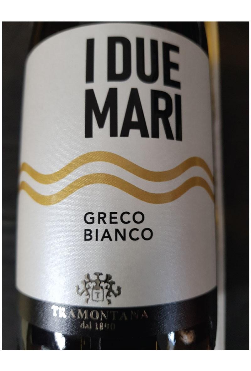 Tramontana - I Due Mari Greco Bianco 2020