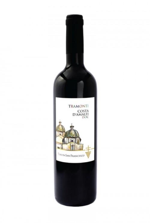 Tenuta San Francesco - Costa d'Amalfi - Tramonti Rosso