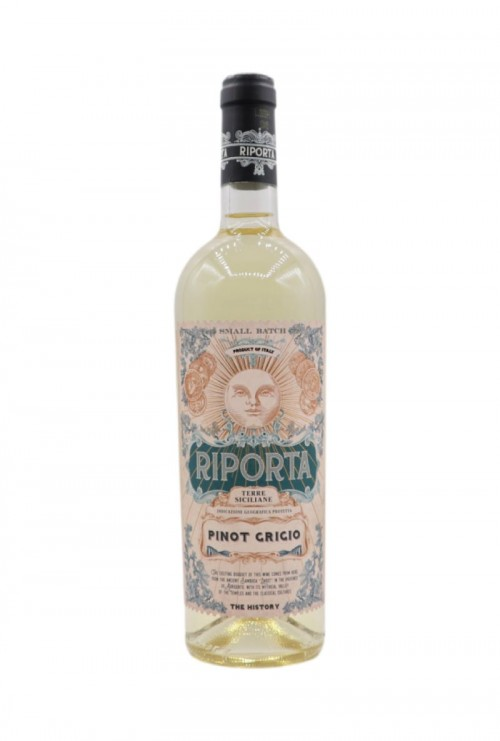 Riporta Terre Siciliane Pinot Grigio 2020