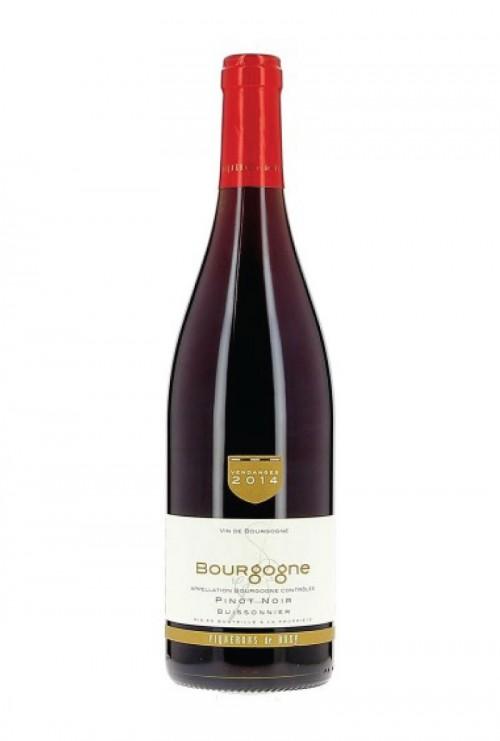 Caves de Buxy - Bourgogne Pinot Noir Buissonnier